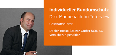 Dirk Mannebach im Interview